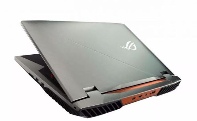 ROG Chimera: Laptop Gaming baru dari ASUS Dengan layar refresh rate 144Hz