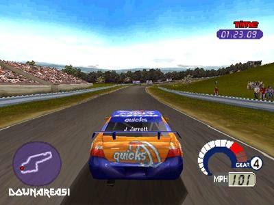 jarret and labonte stock car racing