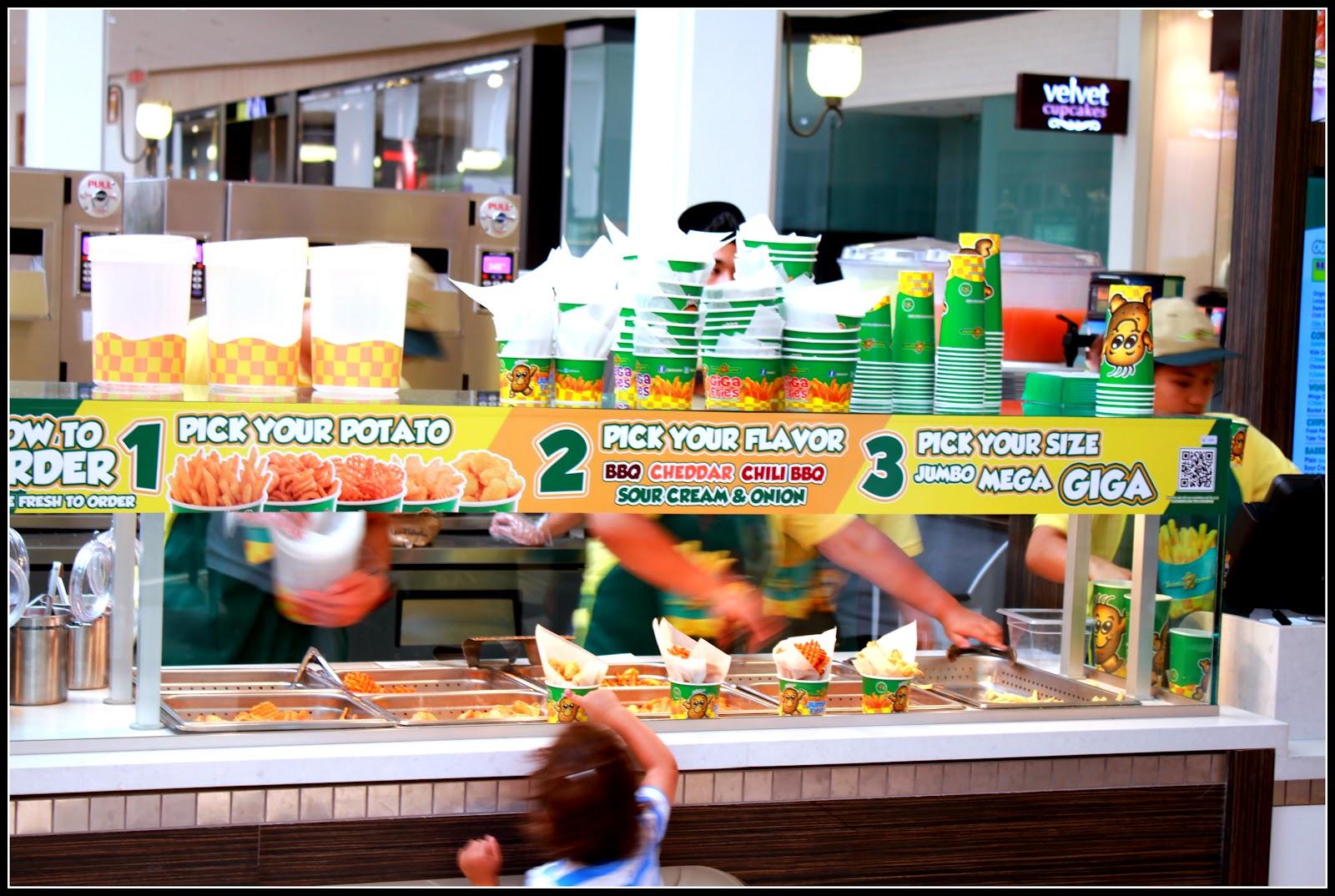 Fresh 2 Order Menu