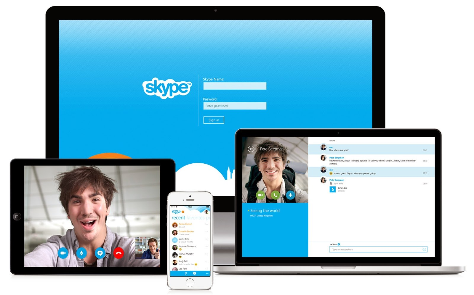 Skype for business: Top social media sites for business in 2016