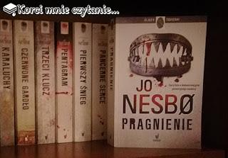"""Jo Nesbø  """"Pragnienie"""""""