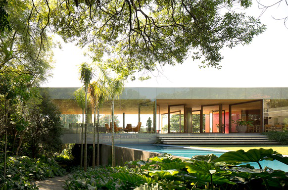 The Brazilian Architect Isay Weinfeld