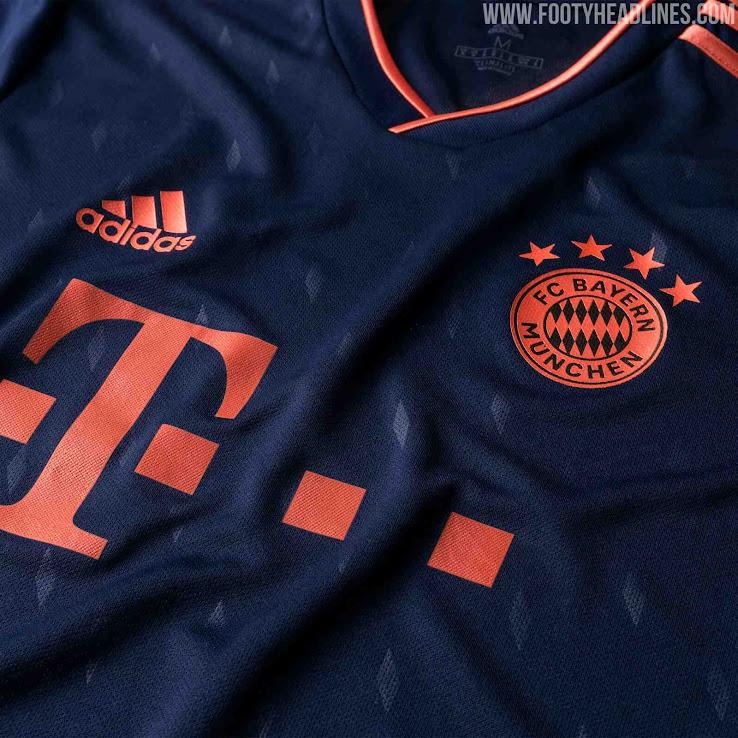 Bayern Munich 19-20 Third Kit Released - Footy Headlines