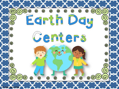 Earth Day Writing Activities and Crafts- with a freebie writing sample page