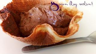 Une mousse au chocolat ferme et onctueuse