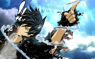 Air Gear - Episódio 08