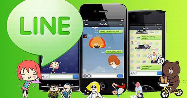 تحميل برنامج لاين 2018 Download Line برابط مباشر مجاناََ