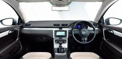 Volkswagen Passat BlueMotion India photos