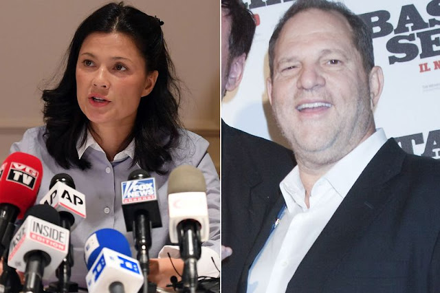 Actress,Natassia Malthe accuses Harvey Weinstein of rape in London hotel