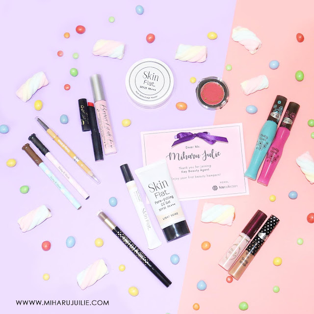 kay collection beauty box
