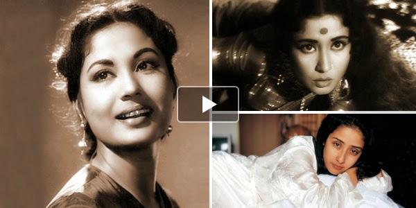 Listen to Meena Kumari Songs on Raaga.com