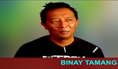 GJMM leader Binay Tamang