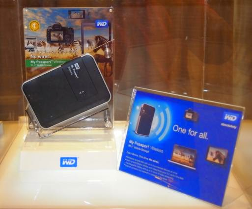Western Digital Philippines Launched The My Passport Wireless