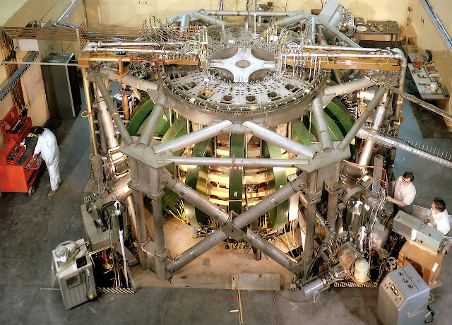 Princeton Plasma Physics Laboratory broke many records and proved the temperatures need for fusion was absolutely possible.