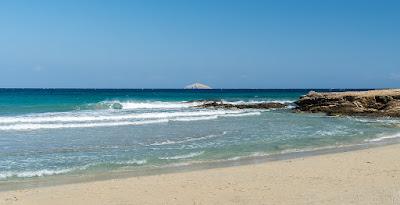 Baie Psili Ammos-Naxos-Cyclades