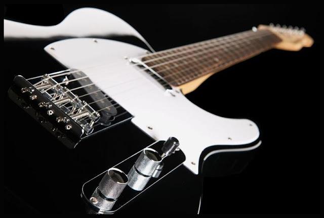 Guitar Dreamer: Harley Benton te20-bk model review
