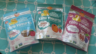little duck organics yogurt line