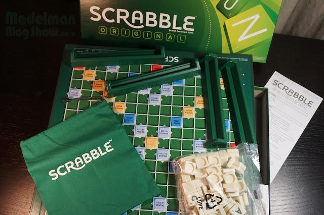 Scrabble original versión en inglés 3