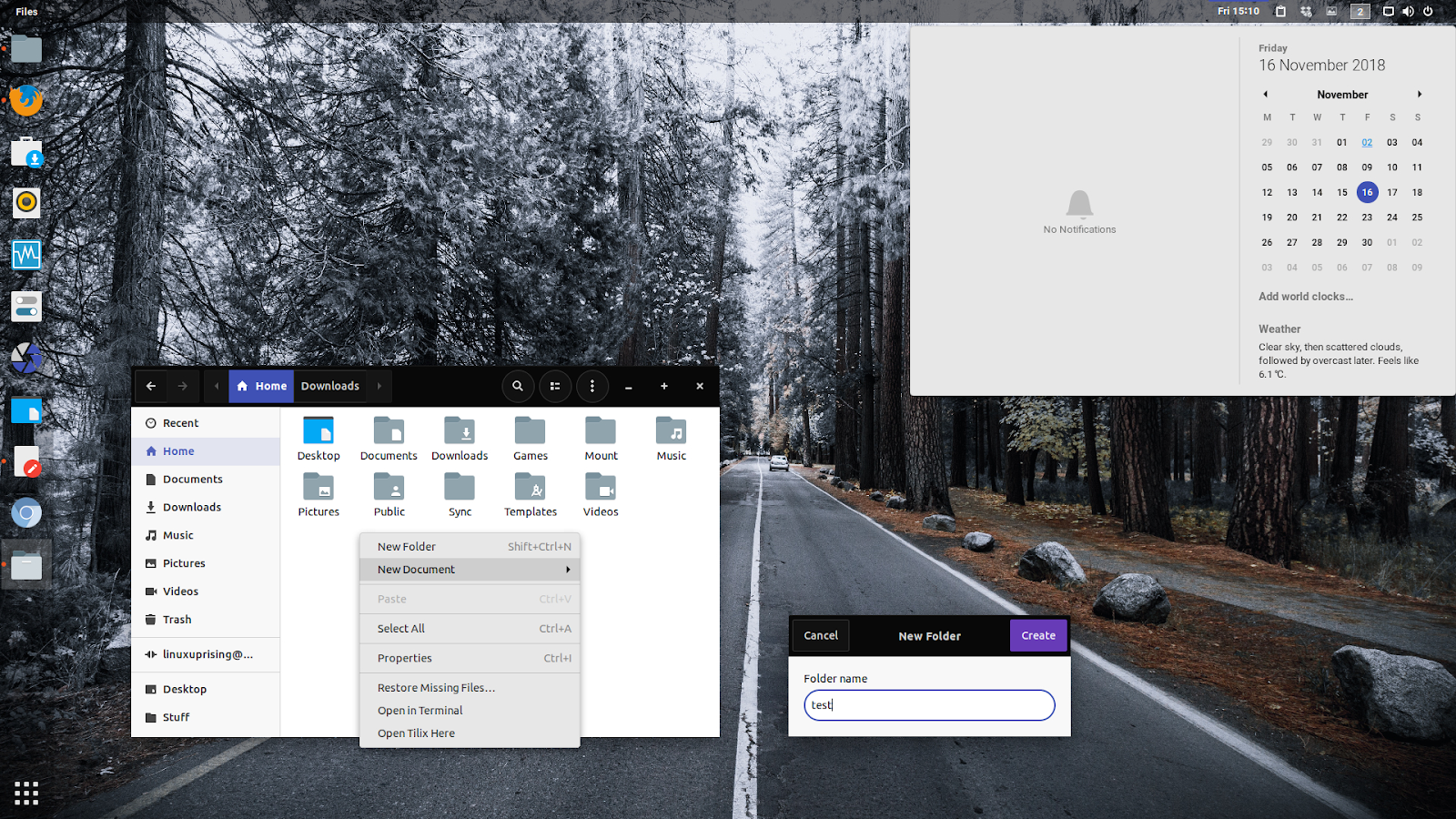 Plata Is A New Gtk Theme Based On The Latest Material Design
