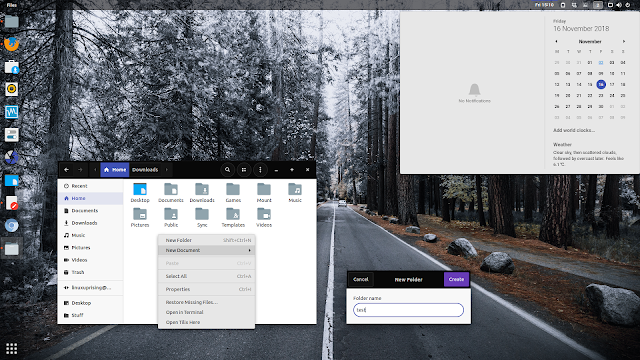 Plata material design refresh Gtk theme