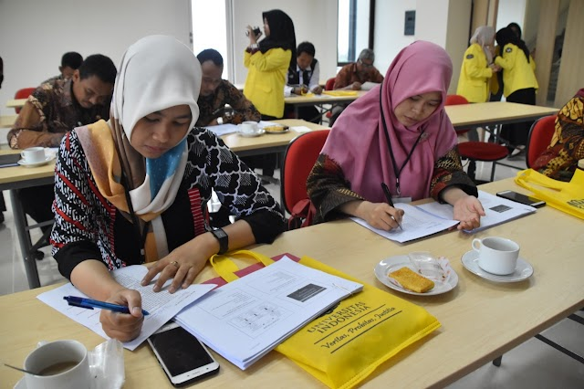 Vokasi UI Bekali Pendidikan Akuntansi bagi Pengelola Keuangan Desa