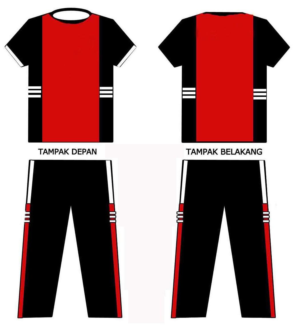 Contoh Baju Seragam Batik Sekolah: Konveksi Seragam Batik: Bikin Desain Baju Sendiri