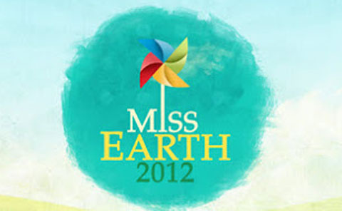 Miss Earth 2012 List of Winners