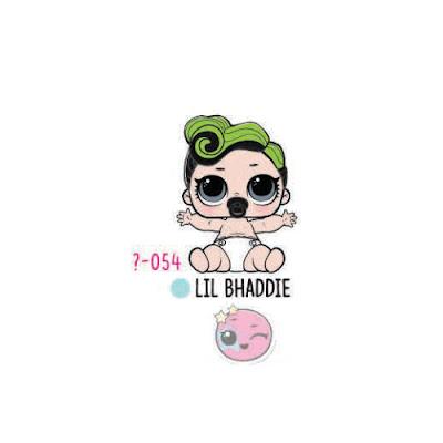 Куколка Lil Bhaddie