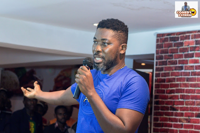 Photos: APlus Nails First Performance After 9 Years At Comedy Express Last Friday