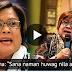 Sen. De Lima Expects the Worst for Her: 'Sana Naman Huwag Nila Ako Patayin'