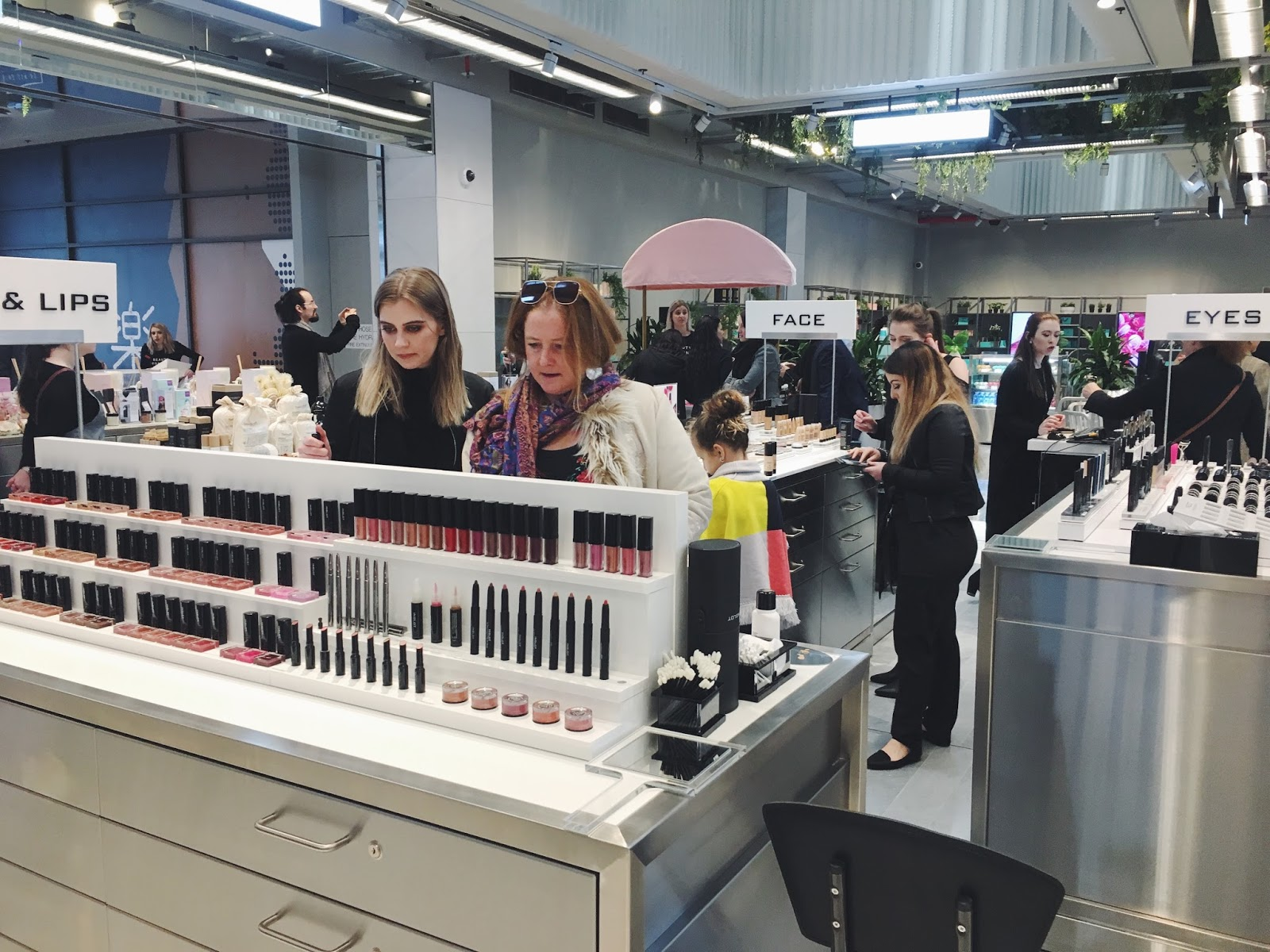 Canberra Centre Monaro Mall Opening Inglot
