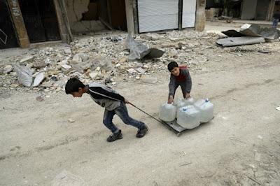 Environnement ~ Un enfant sur quatre manquera d'eau en 2040 dans - ECOLOGIE - ENVIRONNEMENT a8