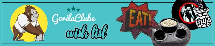 wish list gorila clube
