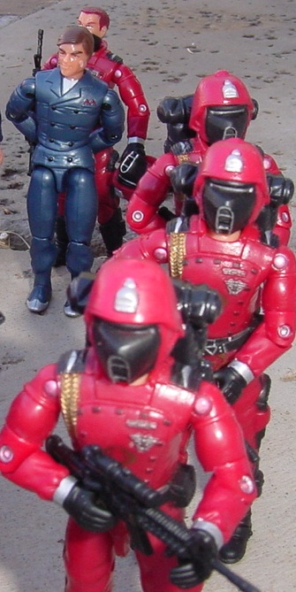 2005 Crimson Guard, 2004, Tomax, Xamot, SMS