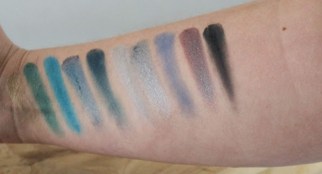 Nyx Swear by it / La palette tout en un !