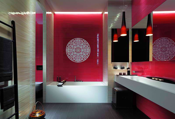 comment choisir sa peinture pour repeindre la salle de bain le blog d co top. Black Bedroom Furniture Sets. Home Design Ideas