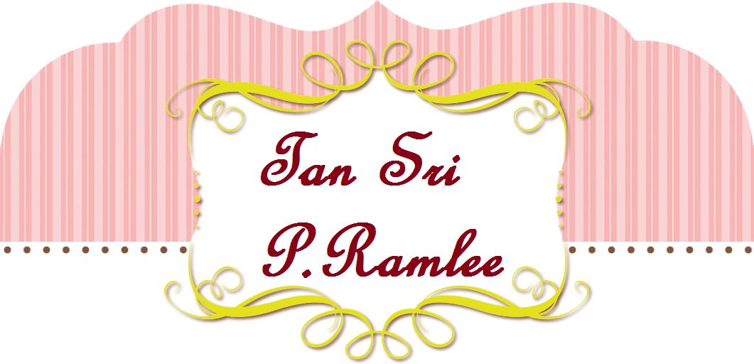 Tan Sri P Ramlee Achievement