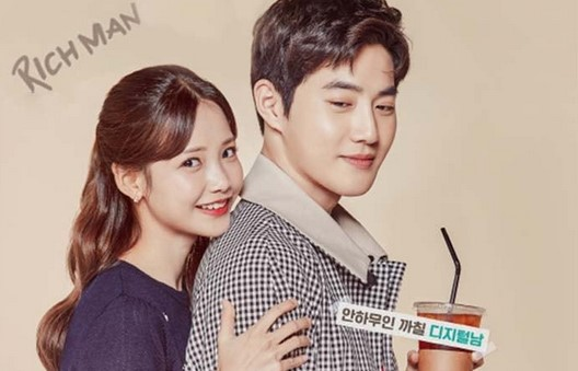 Biodata Pemain Drama Korea Rich Man Poor Woman