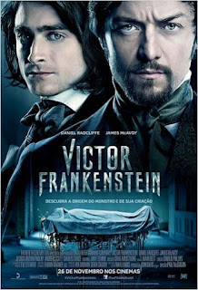 Victor Frankenstein Dublado