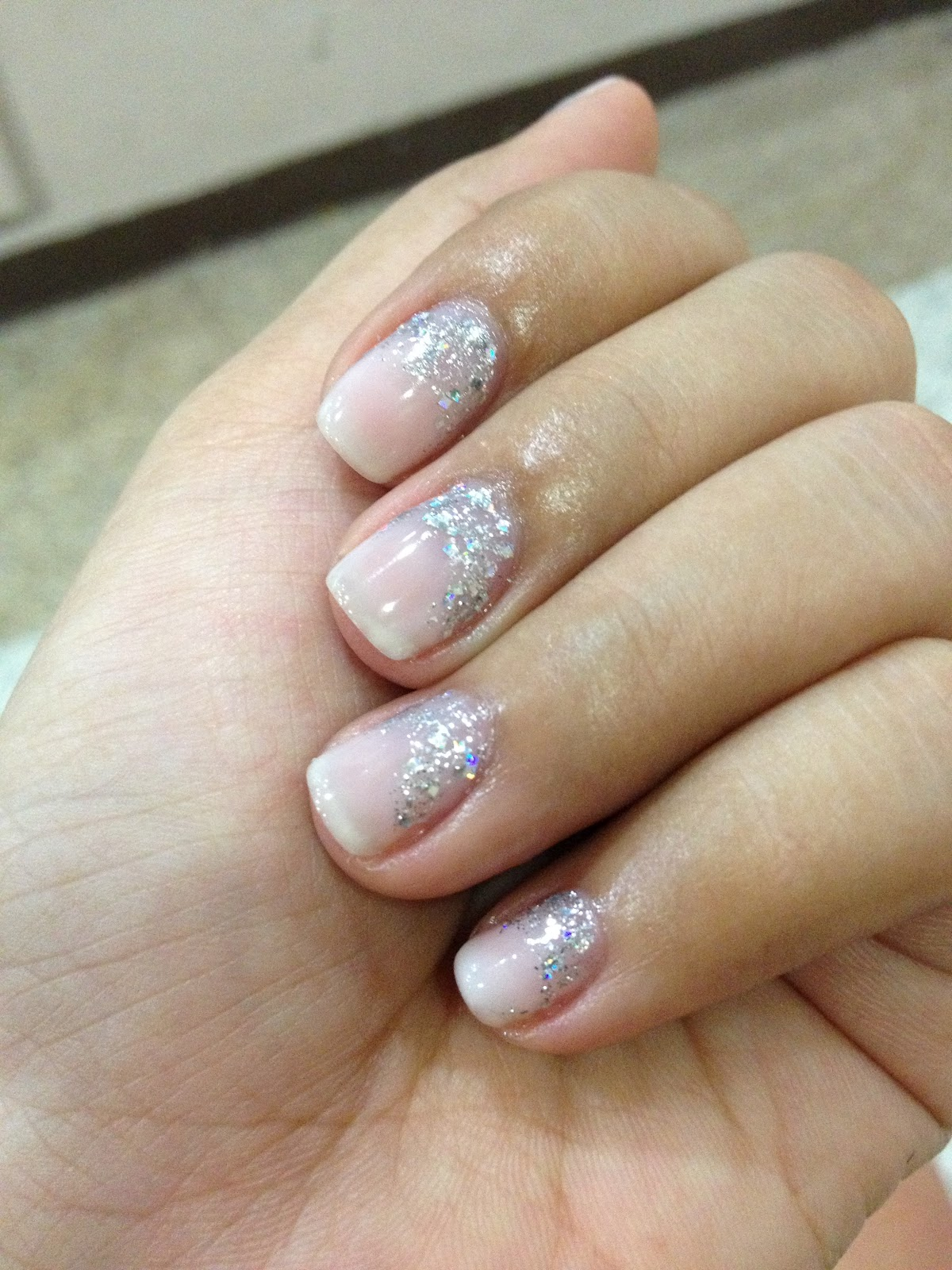 MYD Loves Classic Wedding Nails