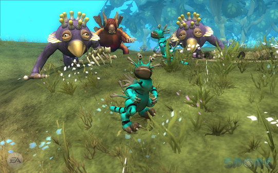 Spore Free For PC