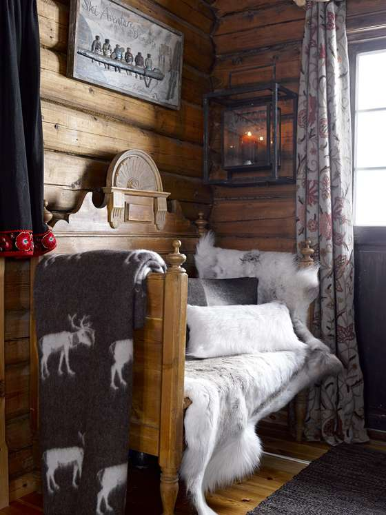 A Joyful Cottage: Living Large In Small Spaces - Norwegian Cottage