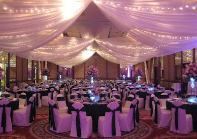 The mistake in Choosing the Color of Wedding Decoration