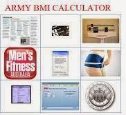 Army Bmi Calculator - BMI Calculator