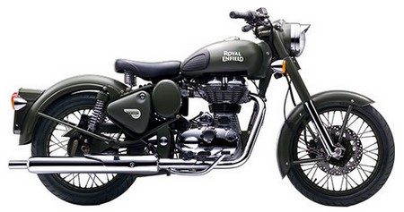 Harga Royal Enfield Classic 500 Battle Green