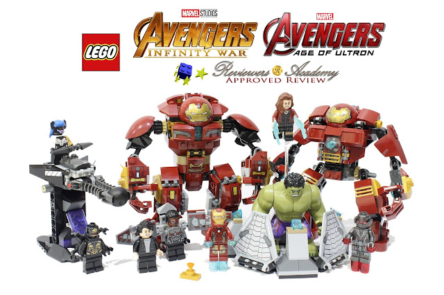 Reviews of LEGO sets. on Feedspot - Rss Feed
