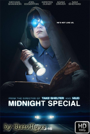 Midnight Special [1080p] [Latino-Ingles] [MEGA]