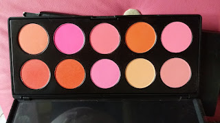 paleta de blush da china