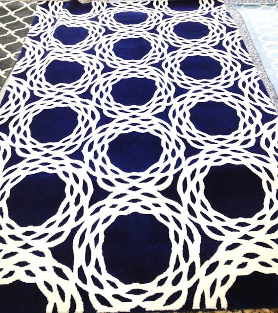 COCOCOZY wool rug