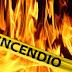 Incêndio destrói parte do telhado de casa e móveis em Santa Cruz do Capibaribe